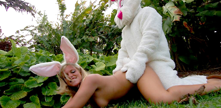 Consider, that sexy easter bunny porn authoritative