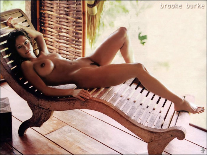 Brooke Burke Totally Nude 52