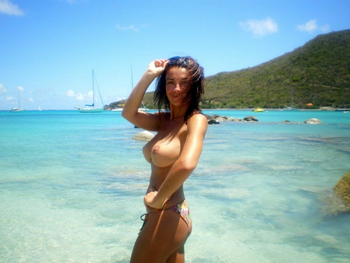 Tropical Tits on the Tropical Beach.jpg