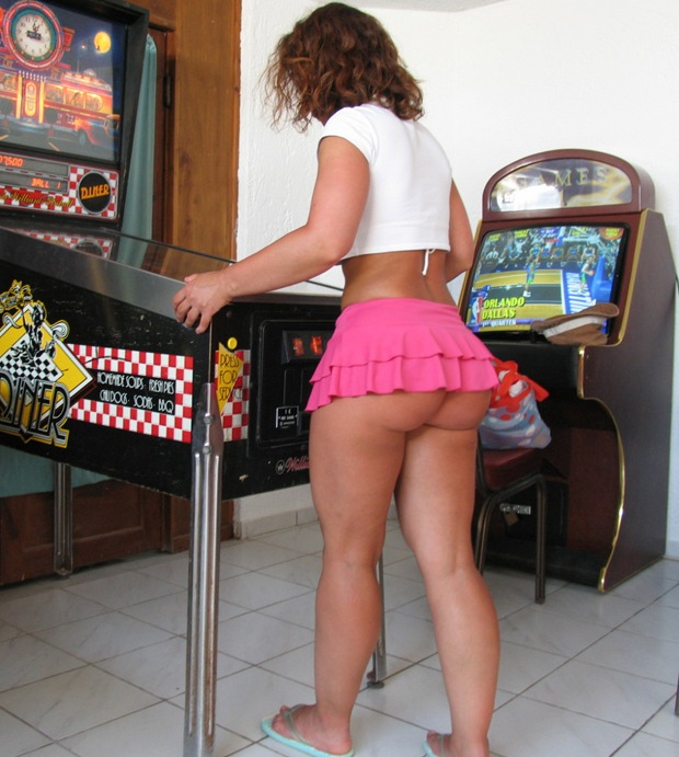 gaming with a short skirt on.jpg
