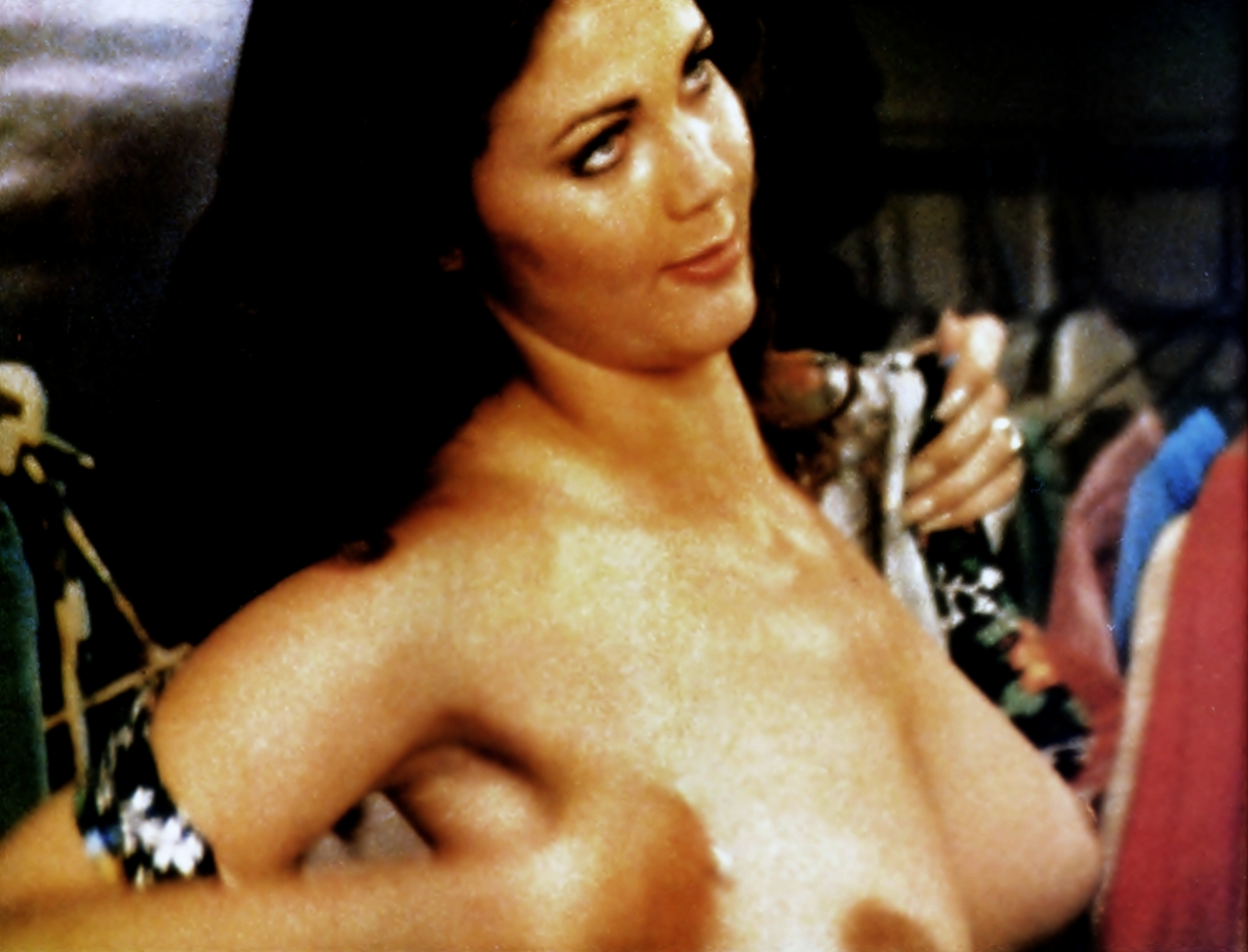 Linda carter topless