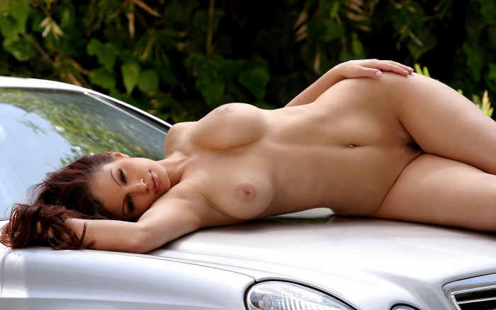 sexy girl with epic curves on a sweet car.jpg