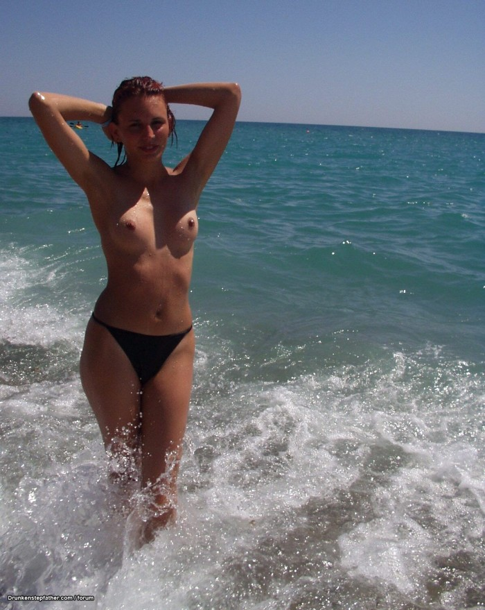 topless woman at the beach.jpg