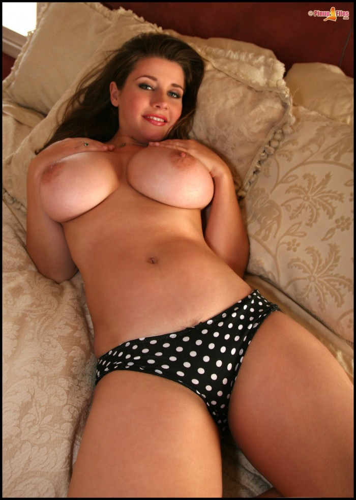 Erica Campbell in Polka Dots 1.jpg