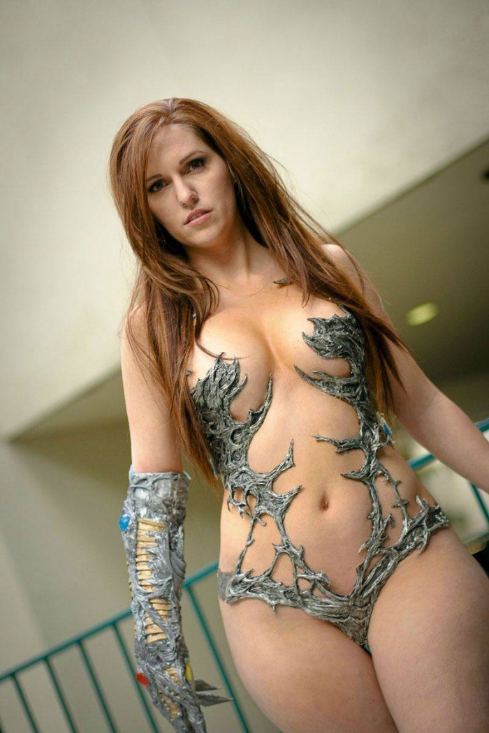 Witchblade cosplay 700x1050 Witchblade cosplay