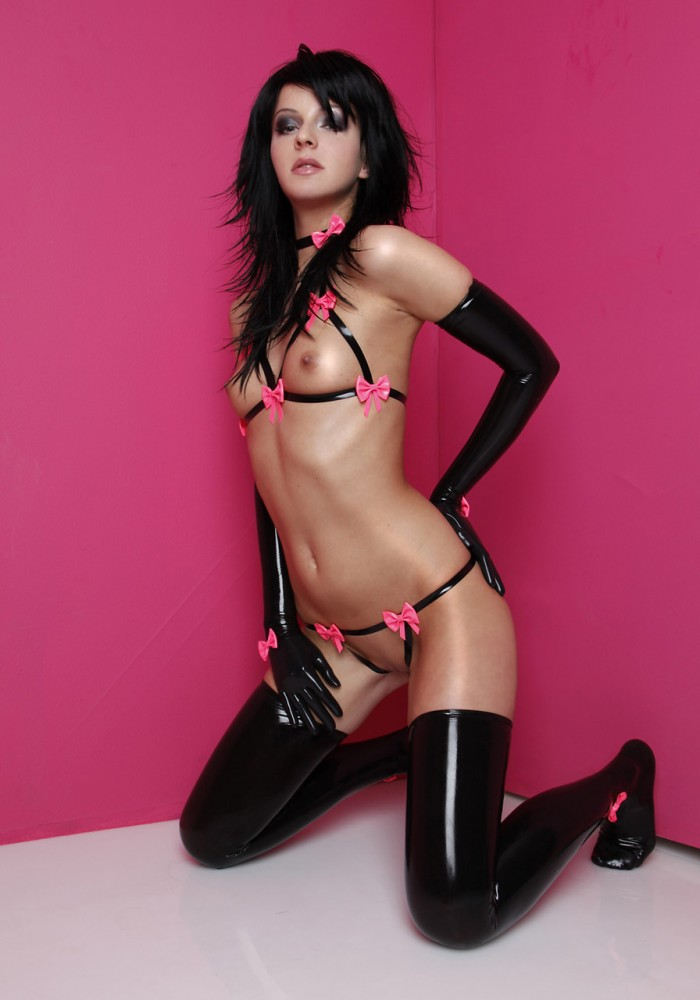 pink ribbons and latex.jpg