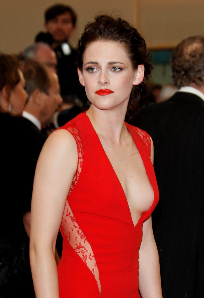 A Red Dress Sideboob.jpg