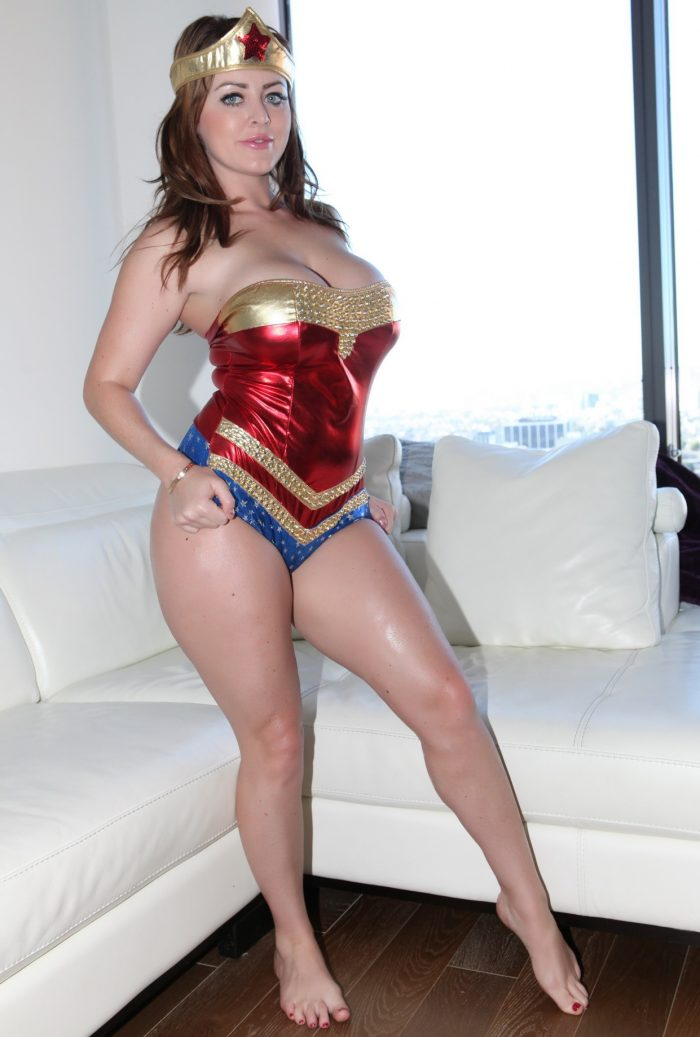 Red Headed Wonder Woman.jpg