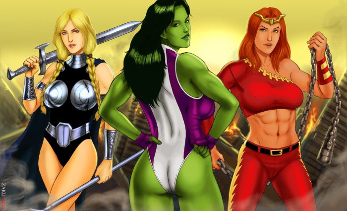 she hulk and avenger friends.jpg