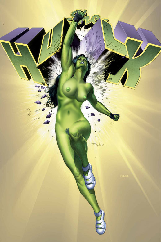she hulk punching her name while nude.jpg