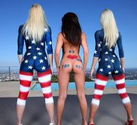 three women love the troops.jpg