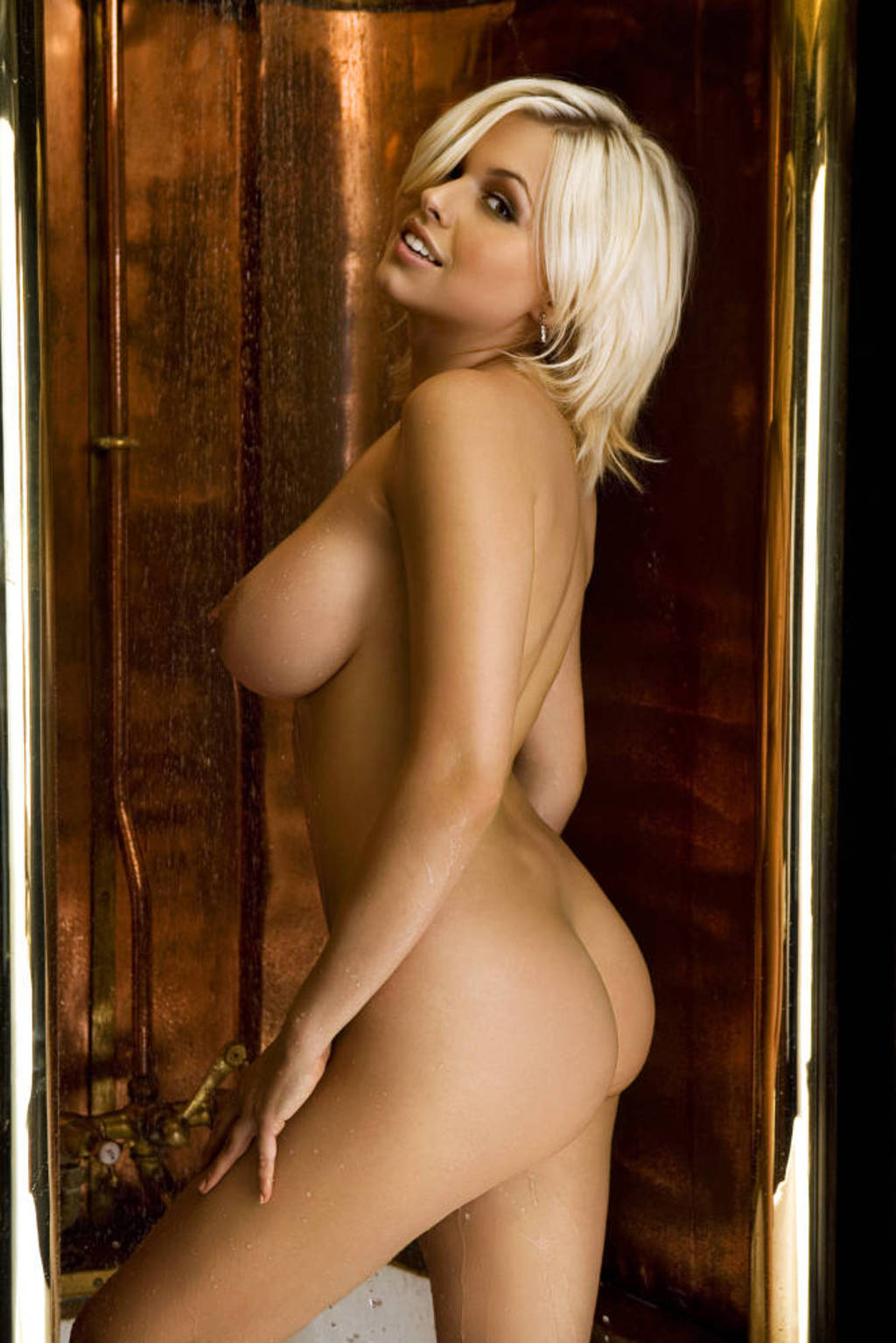 blonde by copper pipes.jpg