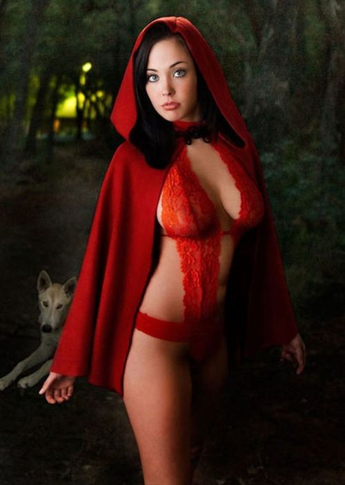 red riding hood and her pet wolf.jpg