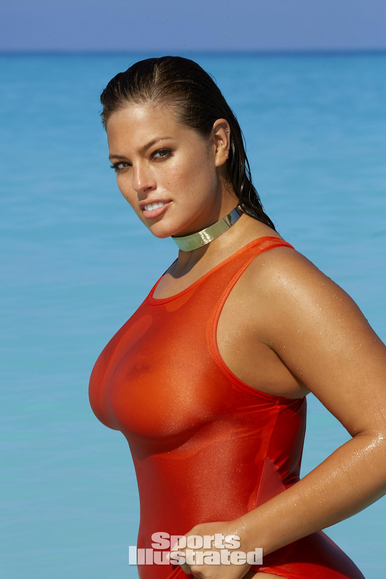 Ashley Graham in a see through swimsuit.jpg