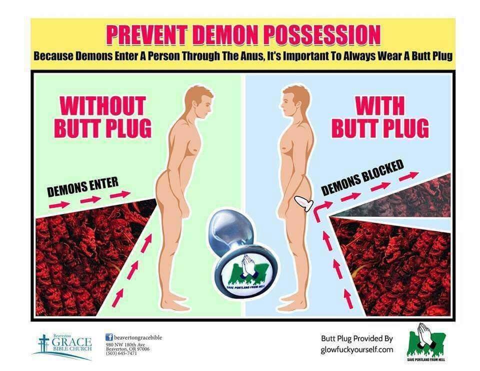 Prevent Demon Possession