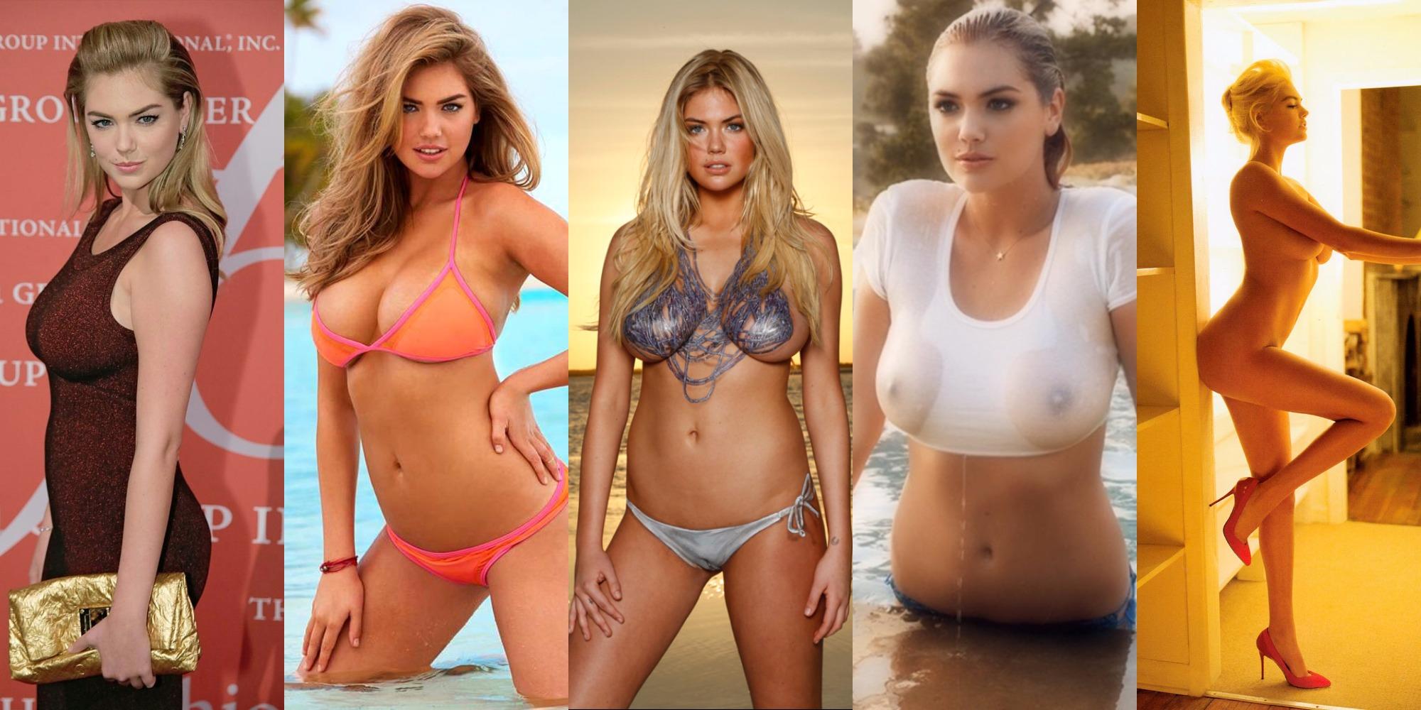 Kate Upton SI Collection