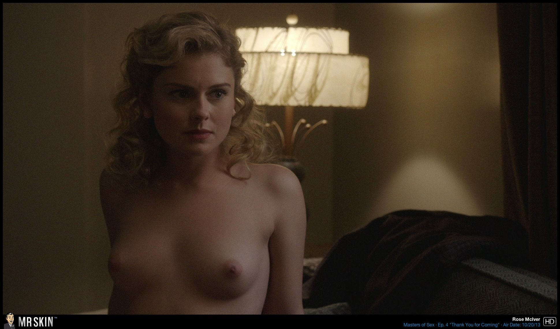 Rose McIver small perky tits