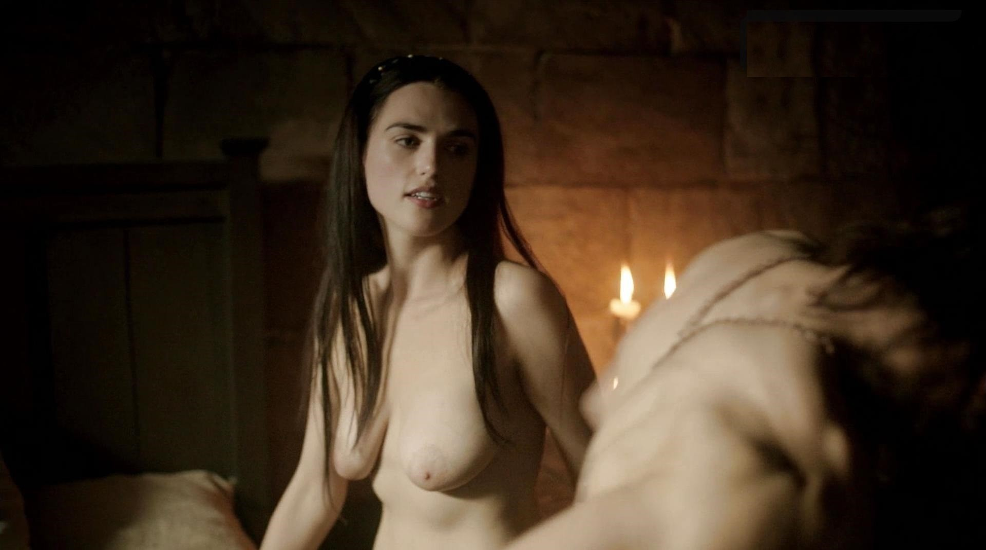 Katie Mcgrath nude in bed