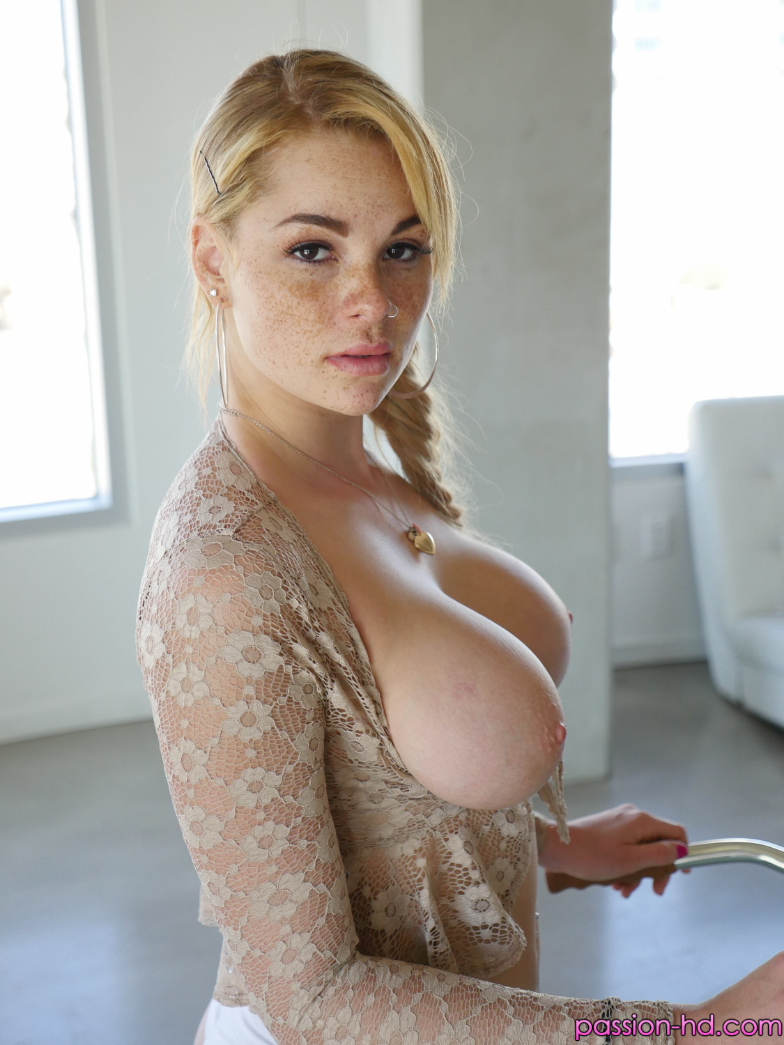 Freckled Tits