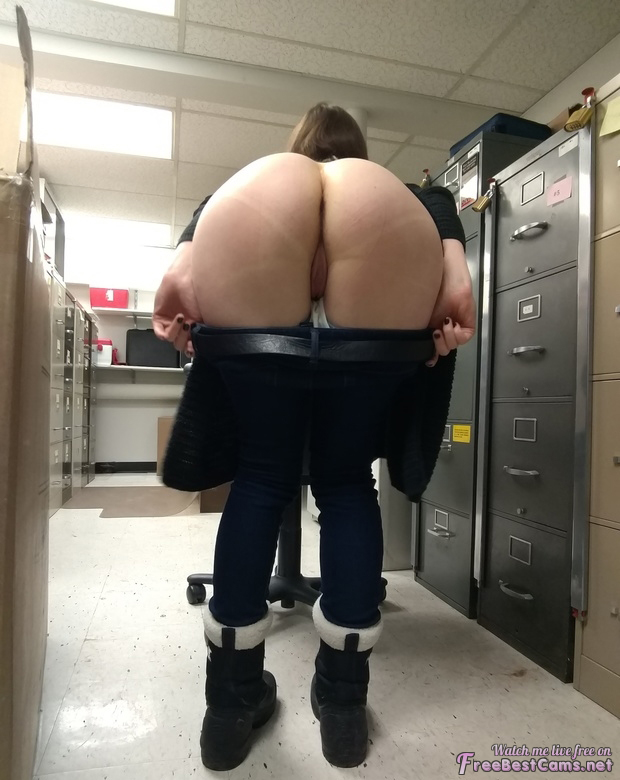 office ass flash