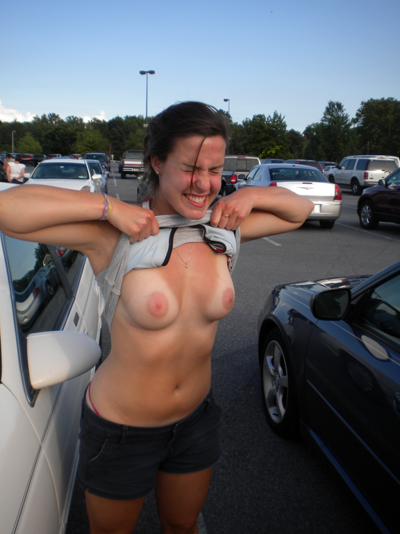 parking lot flasher