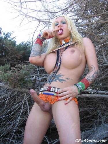 Eva Vortex - Freaky Tranny