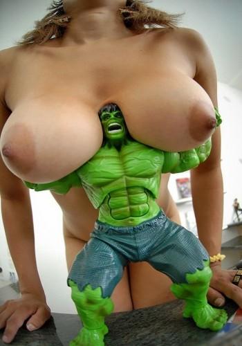 hulk lift tits