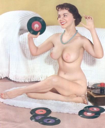 nude vinyl lover