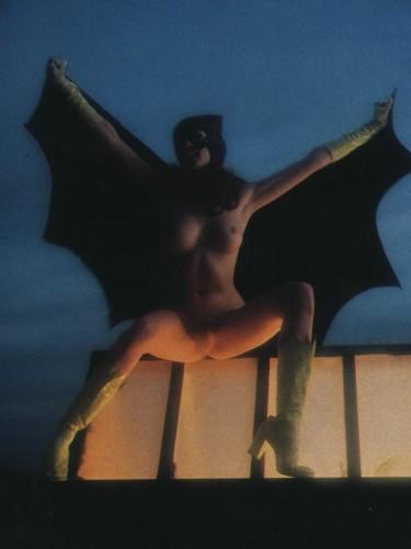 roof top batgirl