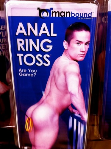 anal ring toss