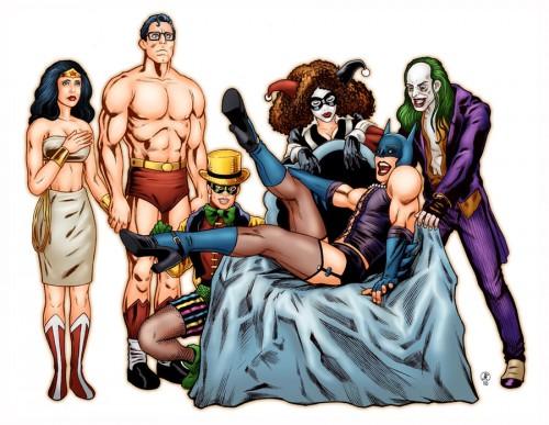 batman is fabulous