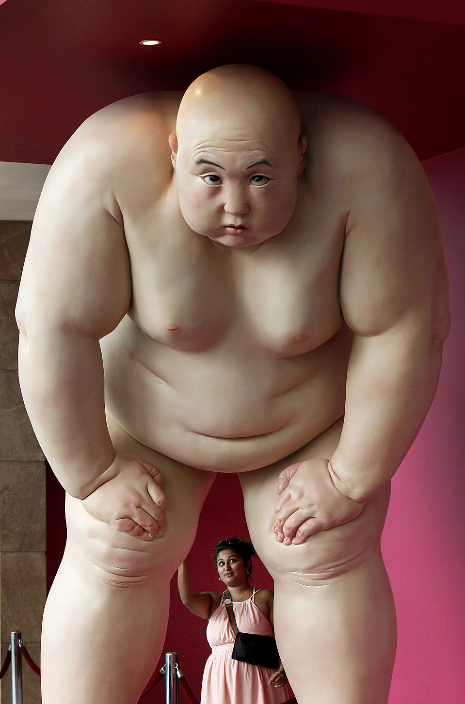 nude guy Large