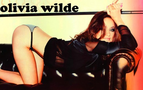 olivia wilde - assuming the position