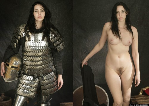 armor nude