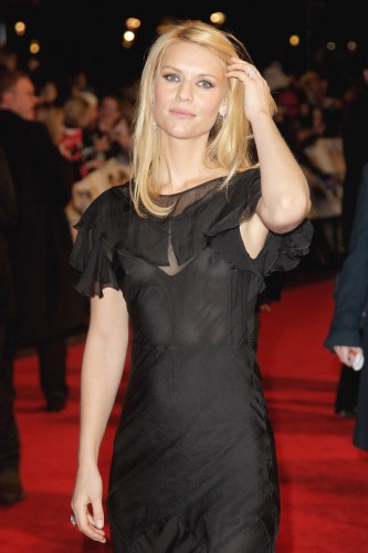 claire danes see through dress