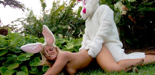 easter bunny fuck