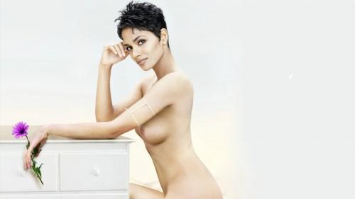fake haley barry nude