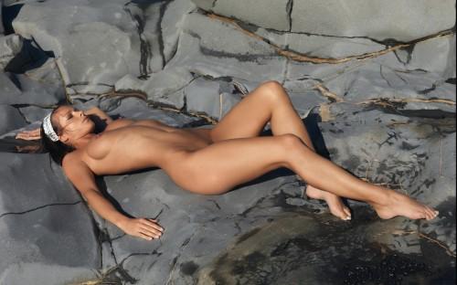rocky nude