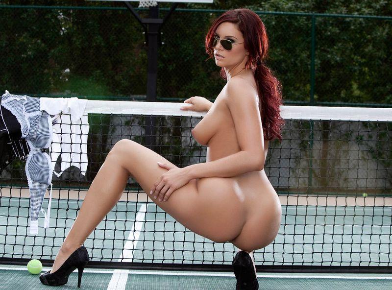 фото голые теннисистки россии
