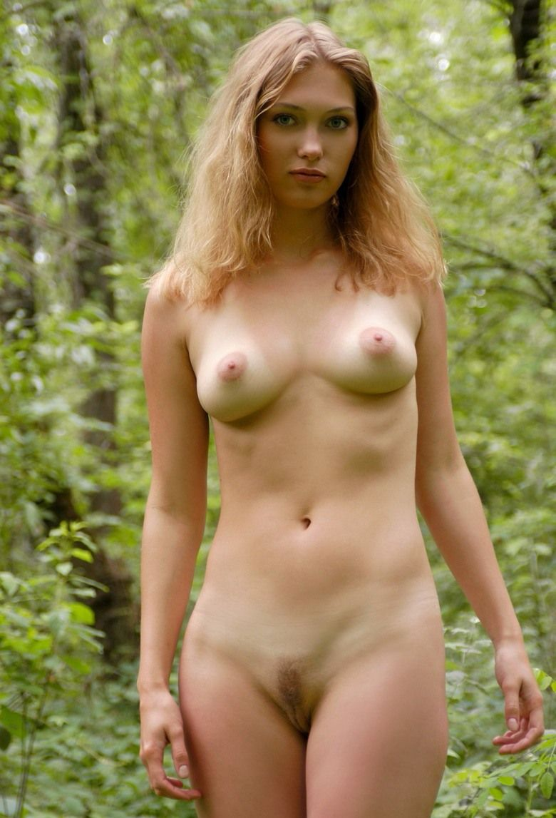 japanese girls naked in forest
