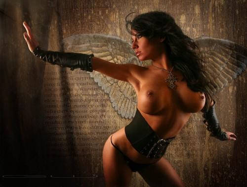 Dark Angel by GWBurns