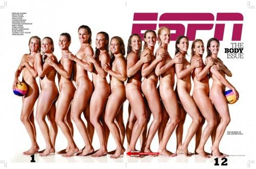 ESPN Nudity