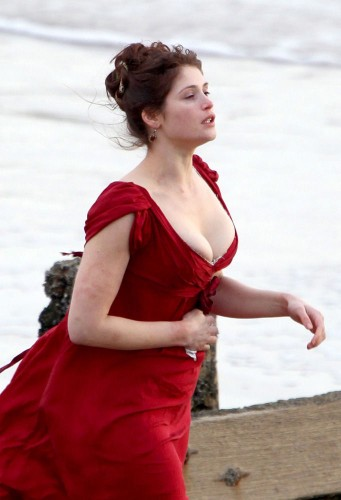 Gemma Arterton Byzantium 2
