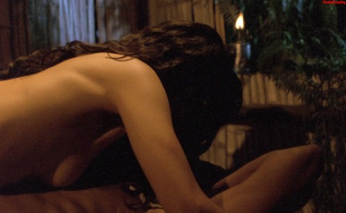Sandra Bullock - NUDE - Fire on the Amazon (3)
