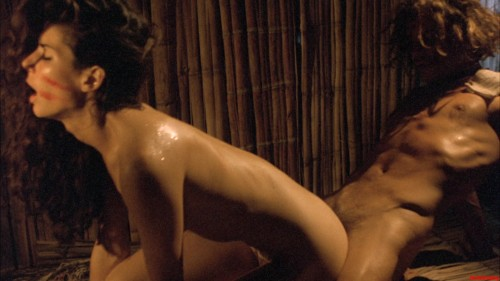 Sandra Bullock - NUDE - Fire on the Amazon (4)