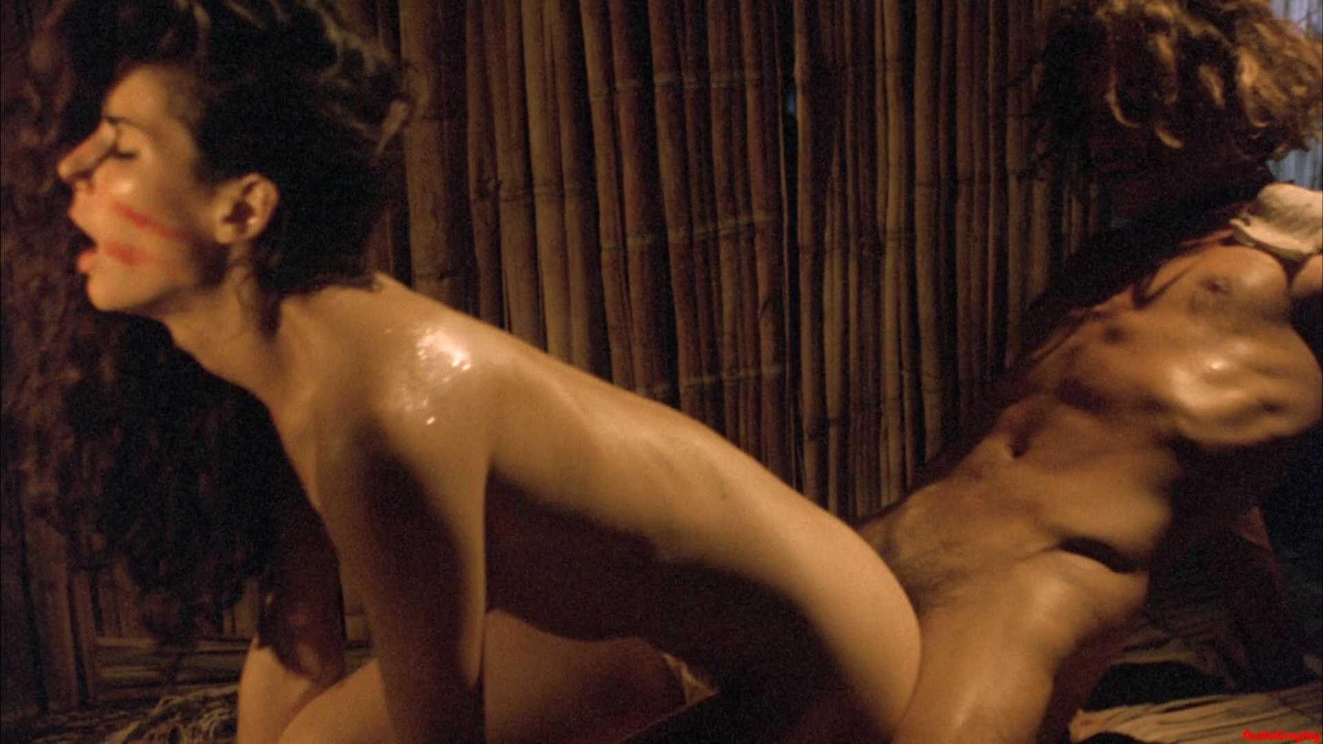 Sandra Bullock – NUDE – Fire on the Amazon (4) - Sandra Bullock