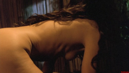 Sandra Bullock - NUDE - Fire on the Amazon (6)