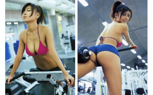 asian workout