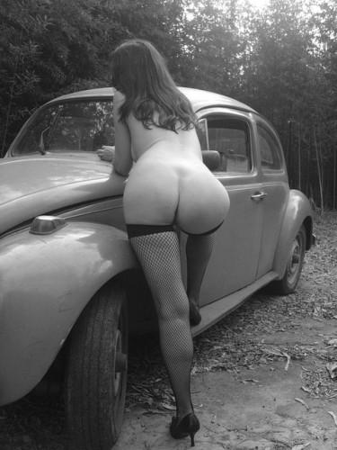 buggy ass