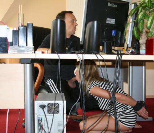 отсос под столом онлайн